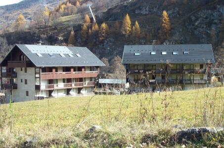 Location au ski Residence Plan Soleil - Valloire - Extérieur été