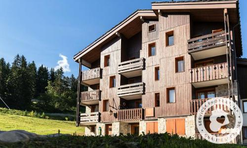 Vacances en montagne Résidence Planchamp et Mottet - Maeva Home - Valmorel - Extérieur été