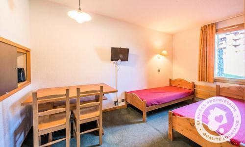 Vacances en montagne Studio 4 personnes (Sélection 28m²) - Résidence Planchamp et Mottet - Maeva Home - Valmorel - Extérieur été