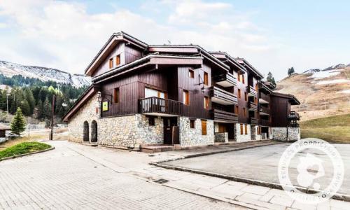 Vacances en montagne Appartement 2 pièces 5 personnes (Sélection 35m²-2) - Résidence Planchamp et Mottet - Maeva Home - Valmorel - Extérieur été