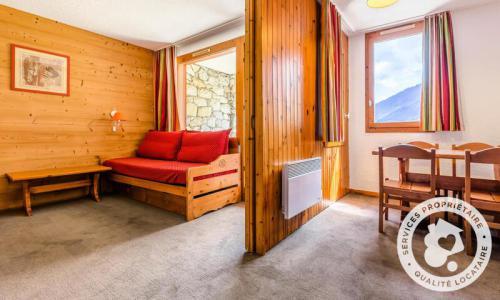 Vacances en montagne Studio 4 personnes (28m²) - Résidence Planchamp et Mottet - Maeva Home - Valmorel - Extérieur été