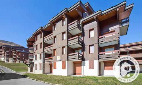Vacances en montagne Appartement 2 pièces 4 personnes (30m²-4) - Résidence Planchamp et Mottet - Maeva Home - Valmorel - Extérieur été
