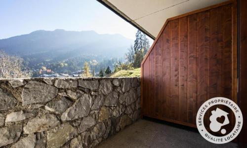 Vacances en montagne Studio 2 personnes (Confort 22m²) - Résidence Planchamp et Mottet - Maeva Home - Valmorel - Extérieur été