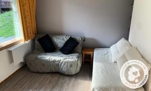 Vacances en montagne Studio 5 personnes (Sélection 28m²) - Résidence Planchamp et Mottet - Maeva Home - Valmorel - Extérieur été
