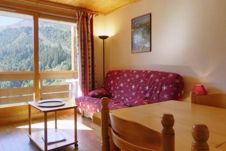 Vacances en montagne Appartement 2 pièces 4 personnes (11) - Résidence Plattières - Méribel-Mottaret - Séjour