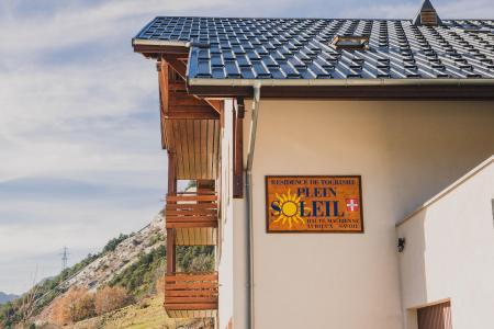 Rent in ski resort Résidence Plein Soleil - La Norma - Summer outside