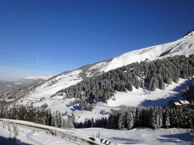 Vacances en montagne Appartement 2 pièces mezzanine 5 personnes (1017) - Résidence Plein Soleil - Méribel-Mottaret