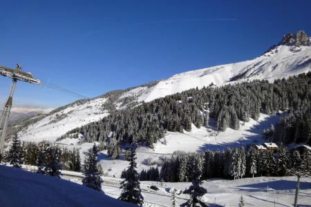 Vacances en montagne Appartement 2 pièces 5 personnes (715) - Résidence Plein Soleil - Méribel-Mottaret