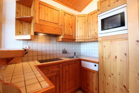 Vacances en montagne Appartement 2 pièces 4 personnes (918) - Résidence Plein Soleil - Méribel-Mottaret