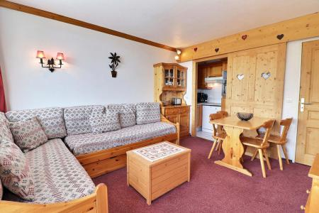 Vacances en montagne Appartement 2 pièces 4 personnes (814) - Résidence Plein Soleil - Méribel-Mottaret