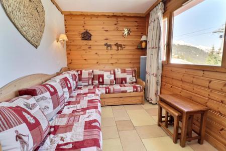 Vacances en montagne Appartement 2 pièces 4 personnes (618) - Résidence Plein Soleil - Méribel-Mottaret