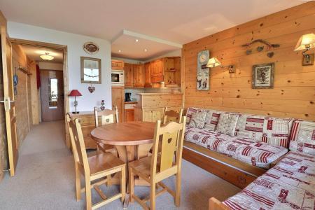 Vacances en montagne Appartement 2 pièces 4 personnes (1013) - Résidence Plein Soleil - Méribel-Mottaret