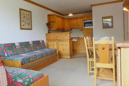 Vacances en montagne Appartement 2 pièces 5 personnes (1002) - Résidence Plein Soleil - Méribel-Mottaret