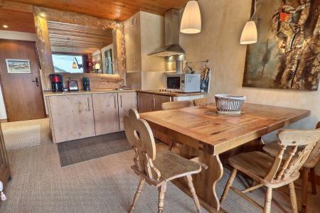 Vacances en montagne Appartement 2 pièces 4 personnes (517) - Résidence Plein Soleil - Méribel-Mottaret