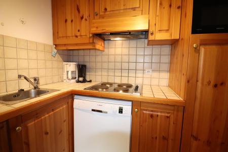 Vacances en montagne Appartement 2 pièces 5 personnes (608) - Résidence Plein Soleil - Méribel-Mottaret - Cuisine