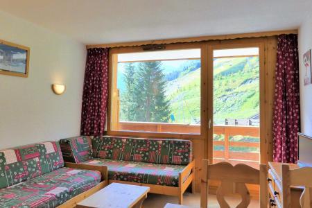 Vacances en montagne Appartement 2 pièces 5 personnes (608) - Résidence Plein Soleil - Méribel-Mottaret - Séjour