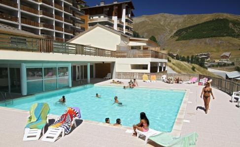 Location Val d'Allos : Residence Plein Sud été