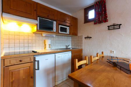 Vacances en montagne Appartement 2 pièces 6 personnes - Résidence Plein Sud - Les 2 Alpes - Cuisine
