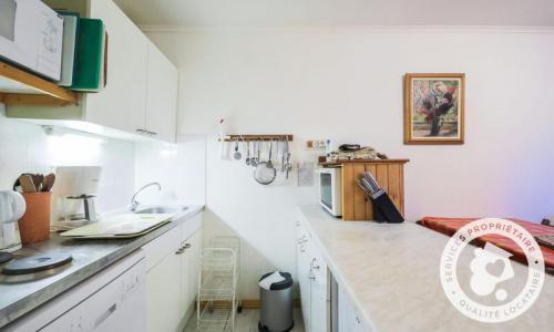 Wakacje w górach Apartament 2 pokojowy 6 osób (Confort 40m²) - Résidence Pollux - Maeva Home - Flaine - Na zewnątrz latem