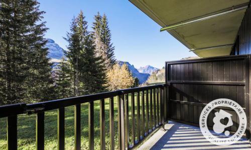 Wakacje w górach Studio 4 osoby (Confort 30m²) - Résidence Pollux - Maeva Home - Flaine - Na zewnątrz latem