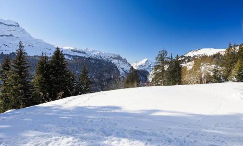 Wakacje w górach Studio kabina 4 osoby (Budget 23m²-0) - Résidence Pollux - Maeva Particuliers - Flaine