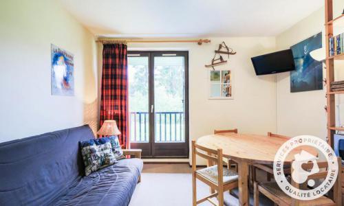 Wakacje w górach Studio kabina 4 osoby (Budget 23m²-0) - Résidence Pollux - Maeva Particuliers - Flaine - Pokój gościnny