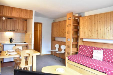 Holiday in mountain resort 1 room apartment 3 people (B81) - Résidence Polset - Méribel