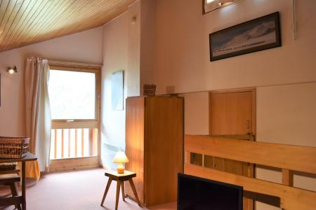 Holiday in mountain resort 2 room mezzanine apartment 6 people (B32) - Résidence Polset - Méribel