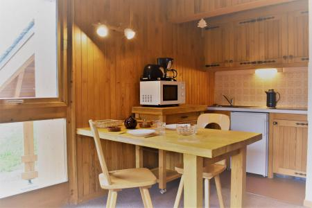 Vacances en montagne Appartement 1 pièces 3 personnes (B81) - Résidence Polset - Méribel