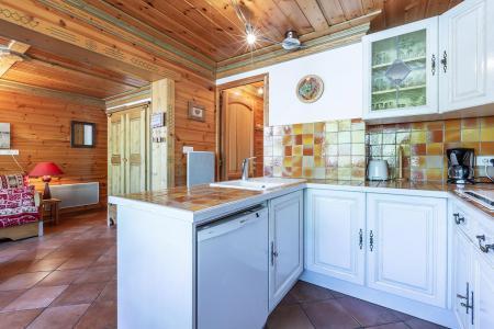 Vacances en montagne Appartement 3 pièces cabine 6 personnes (108) - Résidence Pralin - Méribel-Mottaret