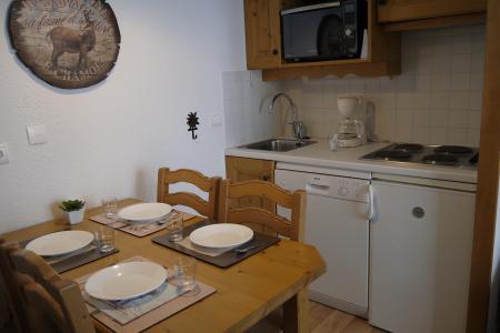 Vacances en montagne Appartement 2 pièces 4 personnes (910) - Résidence Pralin - Méribel-Mottaret
