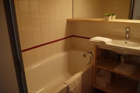 Vacances en montagne Appartement 3 pièces cabine 6 personnes (1111) - Résidence Pralin - Méribel-Mottaret