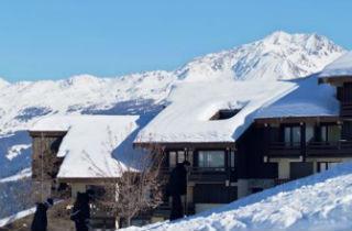 Holiday in mountain resort Résidence Pravet - Montalbert