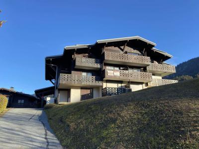 Аренда на лыжном курорте Квартира студия со спальней для 5 чел. (A19) - Résidence Praz les Pistes - Praz sur Arly - летом под открытым небом