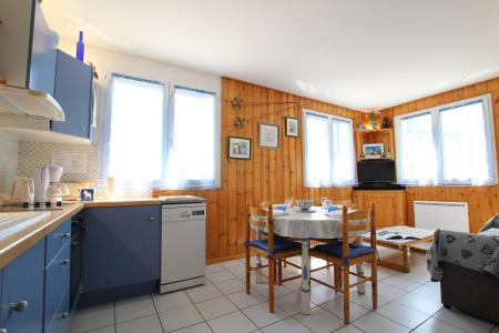 Vacances en montagne Appartement 2 pièces coin montagne 4 personnes (B024) - Résidence Pré du Moulin B - Serre Chevalier