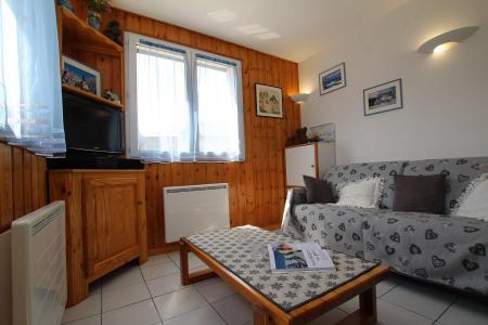 Vacances en montagne Appartement 2 pièces coin montagne 4 personnes (B024) - Résidence Pré du Moulin B - Serre Chevalier - Coin séjour