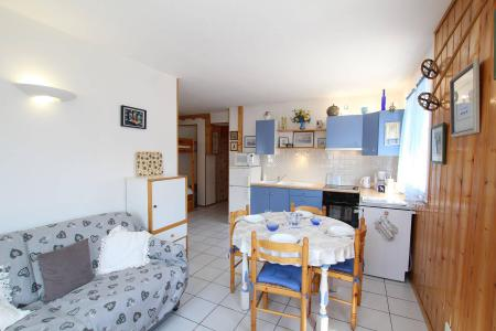 Vacances en montagne Appartement 2 pièces coin montagne 4 personnes (B024) - Résidence Pré du Moulin B - Serre Chevalier - Table