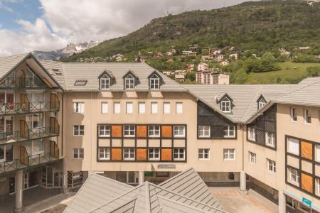 Location au ski Résidence Pré du Moulin D - Serre Chevalier - Extérieur été