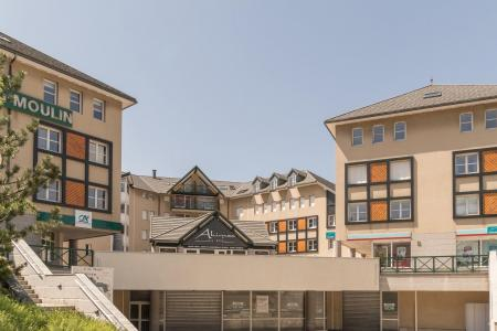 Location au ski Residence Pre Du Moulin G - Serre Chevalier - Extérieur été