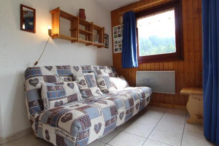 Vacances en montagne Studio coin montagne 4 personnes (001) - Résidence Prés du Bois - Val Cenis