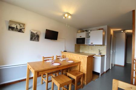 Vacances en montagne Appartement 2 pièces 4 personnes (005) - Résidence Prés du Bois - Val Cenis - Séjour