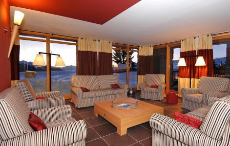 Vacances en montagne Résidence Prestige Edenarc - Les Arcs - Réception