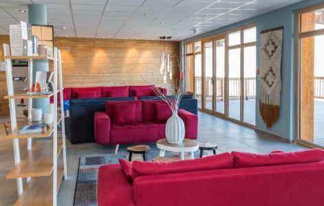 Holiday in mountain resort Résidence Prestige Front de Neige - La Plagne - Reception