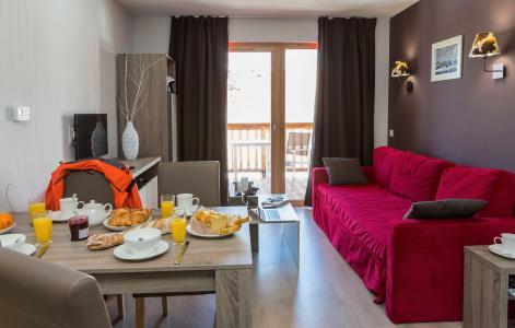 Holiday in mountain resort Résidence Prestige Front de Neige - La Plagne - Shower room