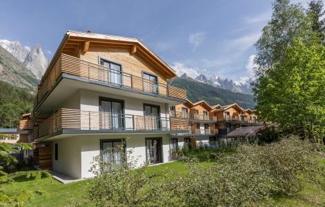 Location au ski Résidence Prestige Isatis - Chamonix - Extérieur été