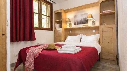 Vacances en montagne Résidence Prestige l'Orée des Pistes - Saint Sorlin d'Arves - Chambre