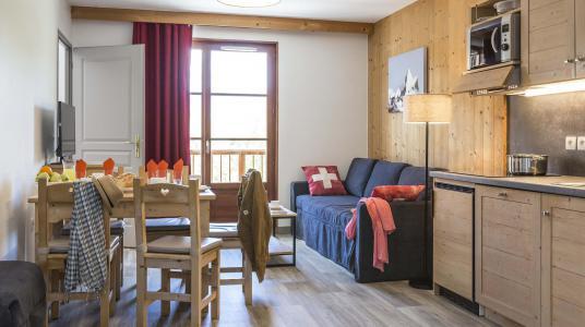 Vacances en montagne Résidence Prestige l'Orée des Pistes - Saint Sorlin d'Arves - Séjour