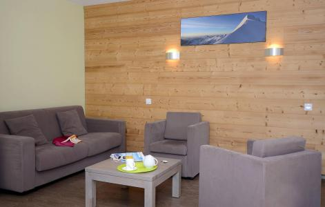 Vacances en montagne Résidence Prestige la Cascade - les Epinettes - Vaujany - Réception
