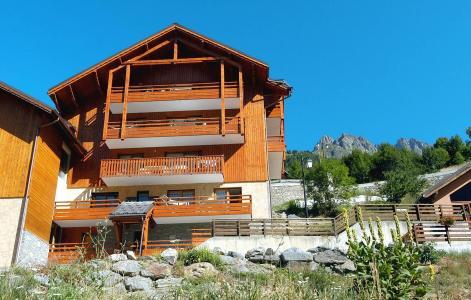 Location au ski Résidence Prestige la Cascade - les Epinettes - Vaujany - Extérieur été