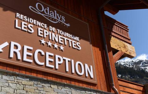 Vacances en montagne Résidence Prestige la Cascade - les Epinettes - Vaujany - Extérieur été